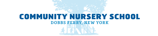 Community Nursery School | Dobbs Ferry, NY